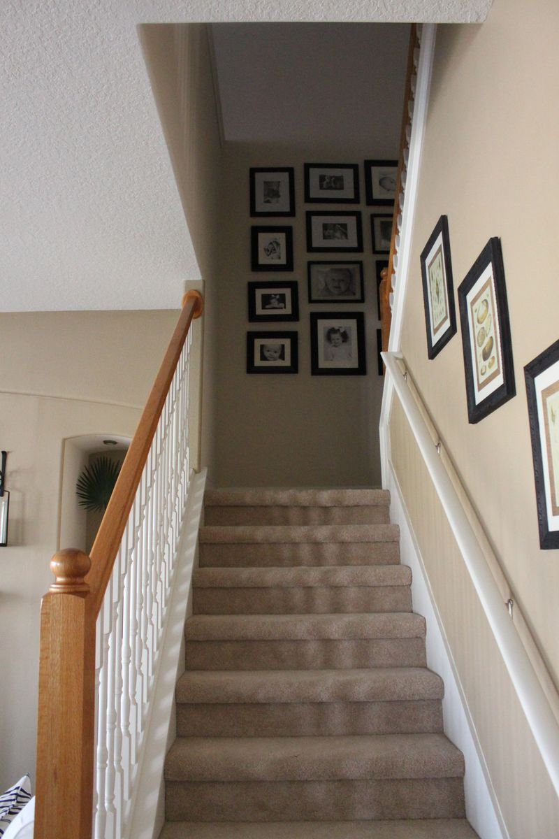 Hall stairs and landing decorating ideas dream house for Small hall design
