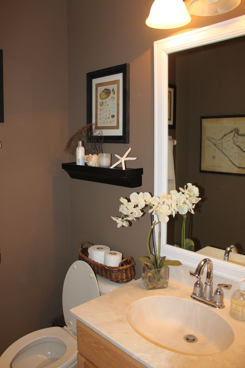 Makeover Monday The Powder Room Starfish Cottage
